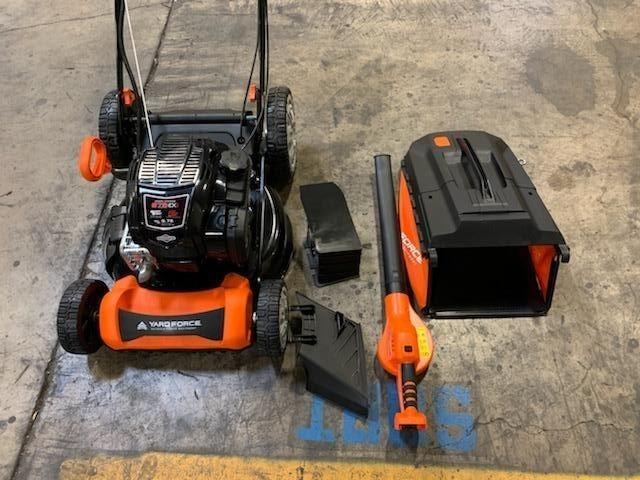 Yard Force Lawnmowers Ext. Retail $8,980, Carrollton, TX