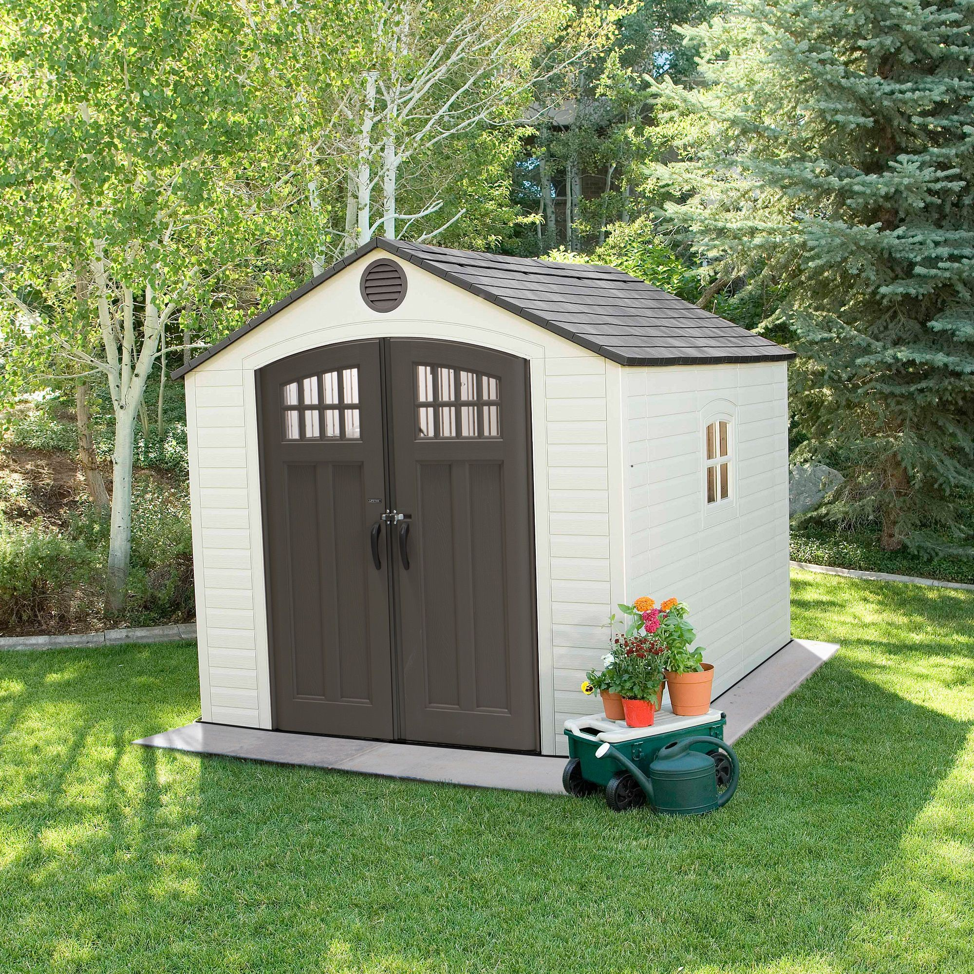 3 Pallets of Sheds, Life Vests, Housewares & More Ext. Retail $11,470, Uxbridge, MA