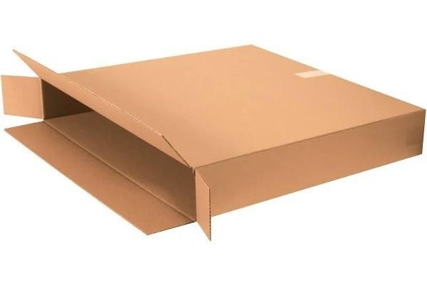 4 Pallets of Corrugated TV Boxes Ext. Retail $3,660, Uxbridge, MA