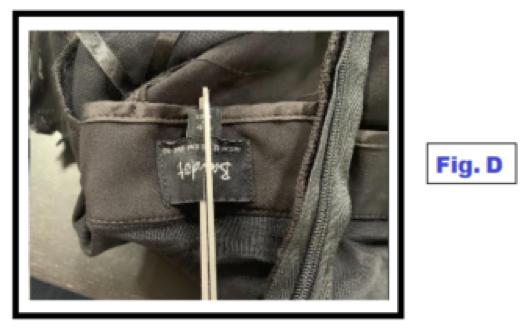 Sewn Label