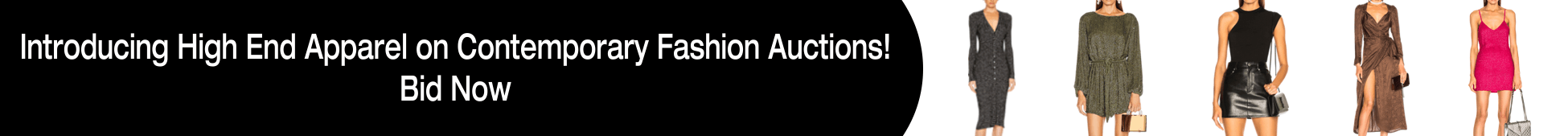 High End Fashion Liquidation Auctions