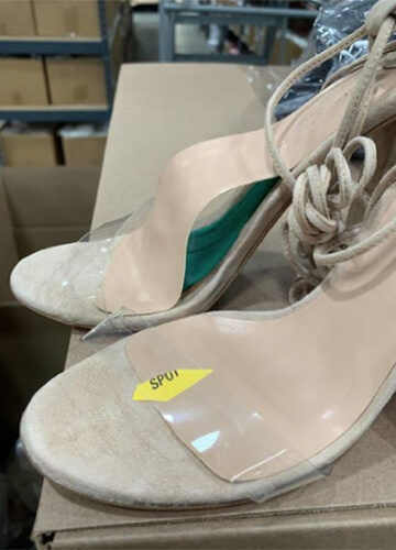 Shoes Salvage