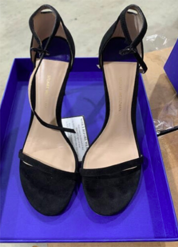 Shoes Used/Fair