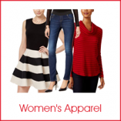 Women's Apparel by Polo Ralph Lauren, Rachel Roy, Calvin Klein & More, (Lot 10070017), Store Stock, 459 Units, Ext. Original Retail $34,251, Joppa, MD