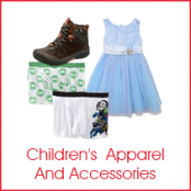 Children's Apparel & Accessories by Sperry, Nike & More, (Lot 10184802), Store Stock, 365 Units, Ext. Original Retail $9,588, North Jackson, OH