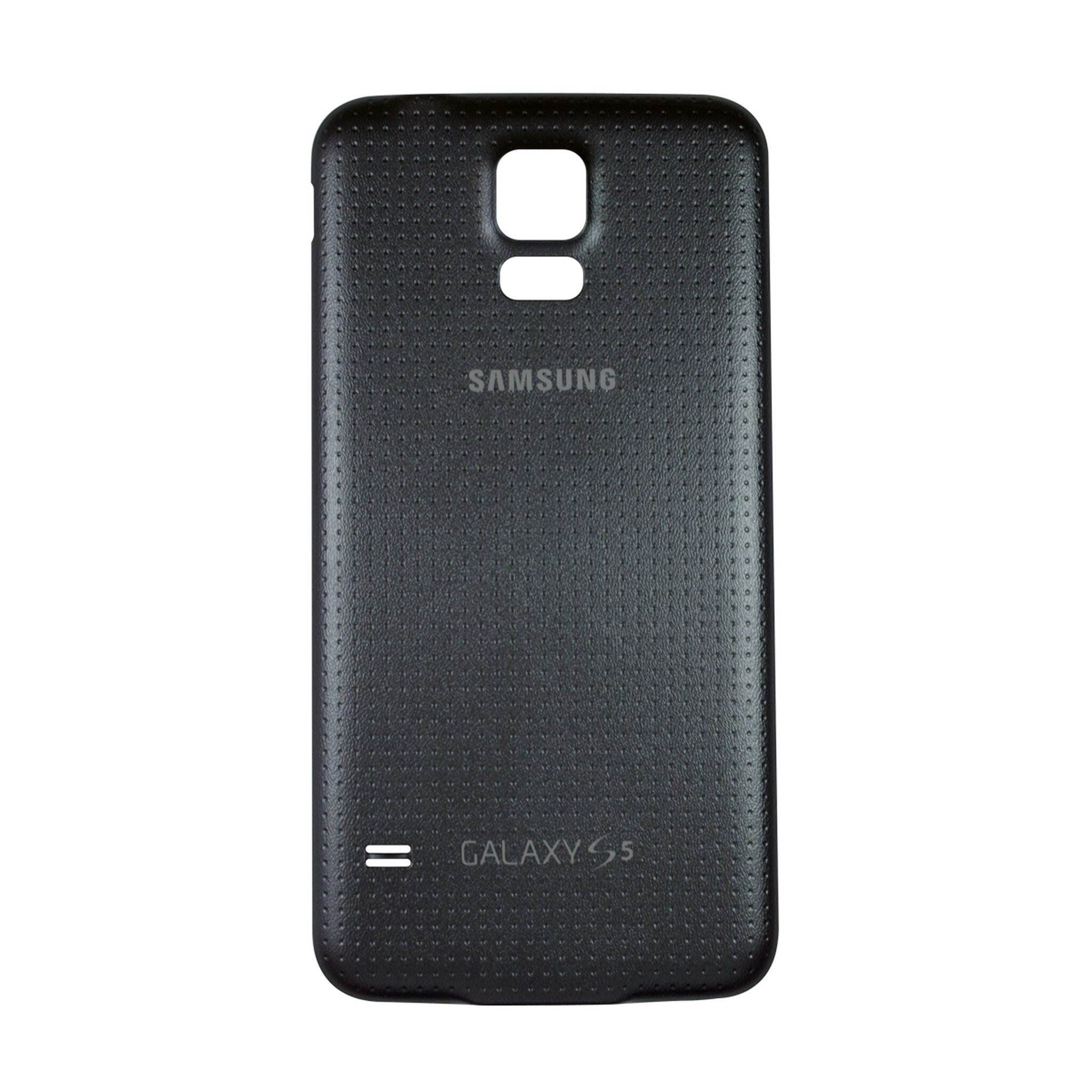 Samsung Galaxy S5 Back Door, Black & White, 1 Tested for Key Functions, R2/Ready for Resale, Jacksonville FL