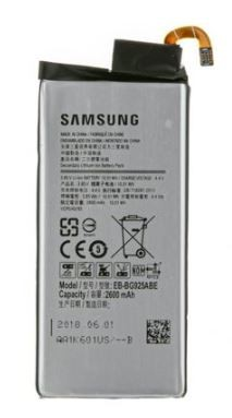 Samsung Galaxy S6 Edge Battery 80% SOH, 1 Tested for Key Functions, R2/Ready for Resale, Jacksonville FL