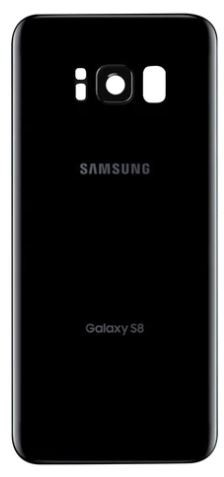 Samsung Galaxy S8 Back Door Black / Silver / Orchid Gray, 1 Tested for Key Functions, R2/Ready for Resale, Jacksonville FL