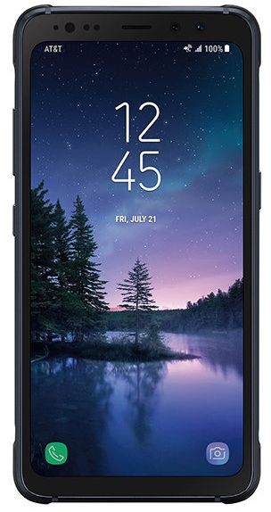 Samsung Galaxy S8 Active, 64GB, Unlocked Tested for Key Functions, R2/Ready for Resale, Jacksonville FL