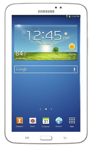 Samsung Galaxy Tab 3 7.0, WiFi Tested for Key Functions,R2/Ready for Resale Z2, Jacksonville FL