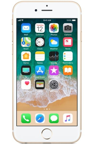 Apple iPhone 6s, 64GB, Unlocked Tested for Key Functions, R2/Ready for Resale - Z1, Jacksonville FL