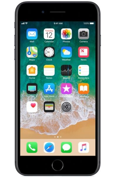 Apple iPhone 7 Plus, 128GB, Unlocked Tested for Key Functions, R2/Ready for Resale - Z2, Jacksonville FL