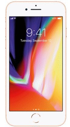 Apple iPhone 8, 64GB, Unlocked Tested for Key Functions,R2/Ready for Resale Z2, Jacksonville FL