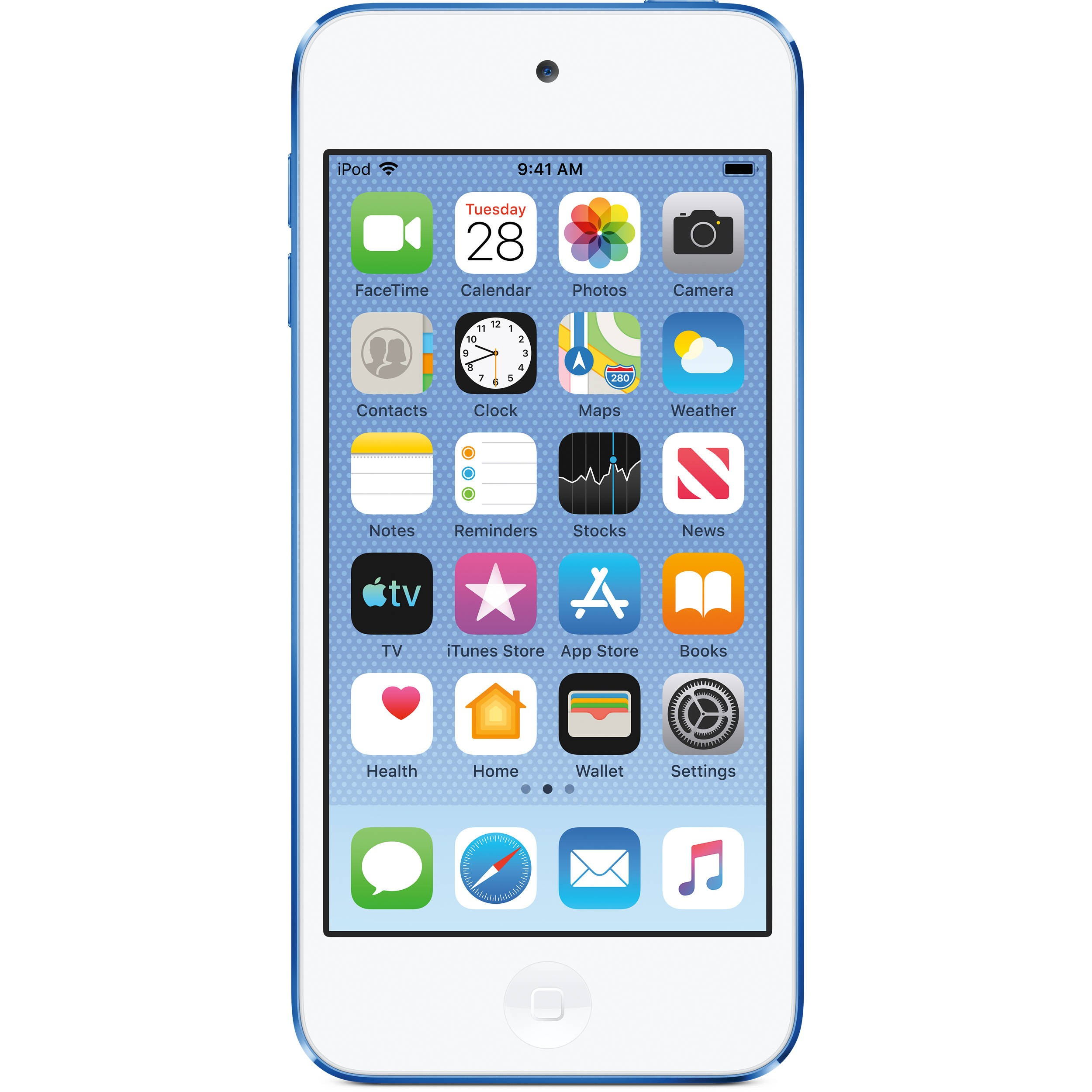 Apple iPod Touch Gen 7 Tested for Key Functions,R2/Ready for Resale Z2, Jacksonville FL