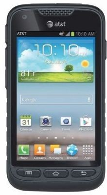 Samsung Galaxy Rugby Pro i547 4G GSM, Unlocked Tested for Key Functions, R2/Ready for Resale - Z2, Jacksonville FL
