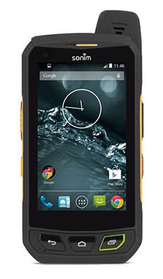 Sonim XP7 4G LTE Yellow/Black, 16GB, GSM Unlocked Tested for Key Functions, R2/Ready for Resale - Z2, Jacksonville FL