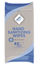1355 Cases (Est. 27 Pallets) of Hand Sanitizing Wipes, 16 Ext. Retail $111,788, Greensboro, NC
