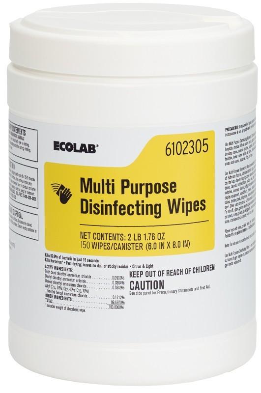 2,100 Cases (Est. 42 Pallets) of Disinfecting Wipes, 12 Ext. Retail $166,173, Joliet, IL