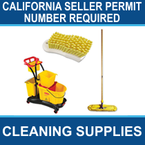 California Seller Permit Number Required - 6 Pallets of Paper Towels, Cleaners & More, 252 Units, Ext. Retail $18,319, Perris, CA