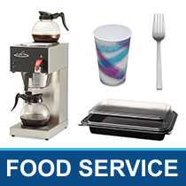 5 Pallets of Disposable Cups & Lids, Dinnerware & Other Food Service Supplies Ext. Retail $10,925, Suwanee, GA