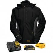 1 Pallet of Heated Jackets & Hoodies by DeWalt, 73 Units, Customer Returns, Ext. Retail $18,519, Suwanee, GA