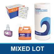 Truckload of Cleaning Supplies, Office Supplies & More, 1,473 Units, Customer Returns, Ext. Retail $76,049, Cranbury, NJ