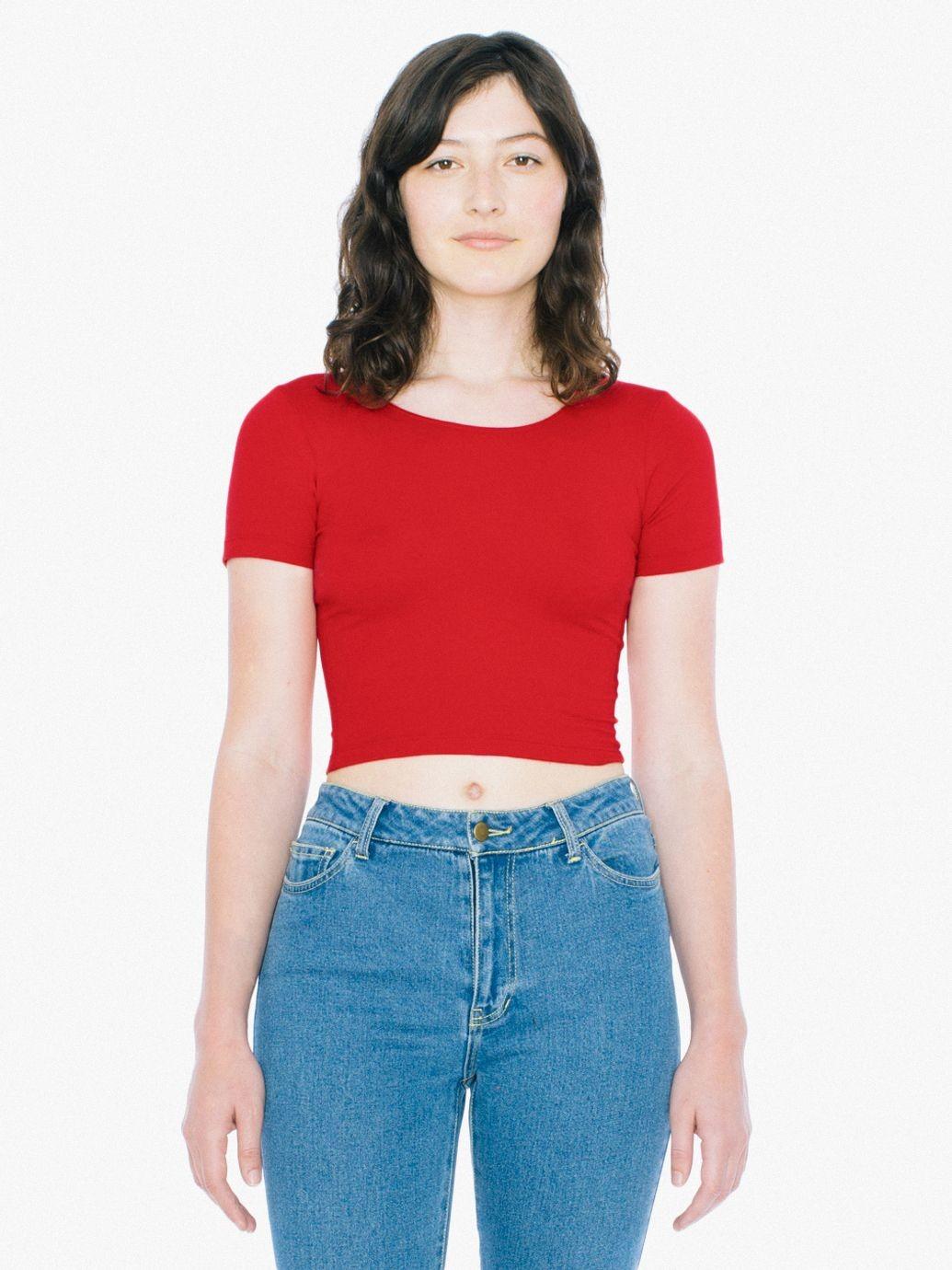 2 Pallets of Ladies' American Apparel Crop Tops, Leggings, Disco Pants & More, 1 Ext. Retail $40,152, Mira Loma, CA