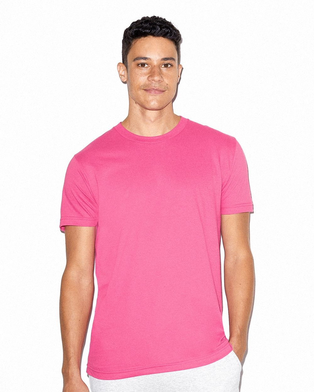 2 Pallets of Adult American Apparel Fine Jersey T-Shirts, 2 Ext. Retail $38,520, Mira Loma, CA