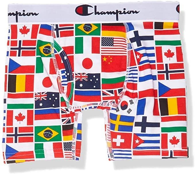 Est. 5 Pallets of Champion Men's Boxer Briefs & Boxers, 8 Ext. Retail $162,060, Laurel Hill, NC