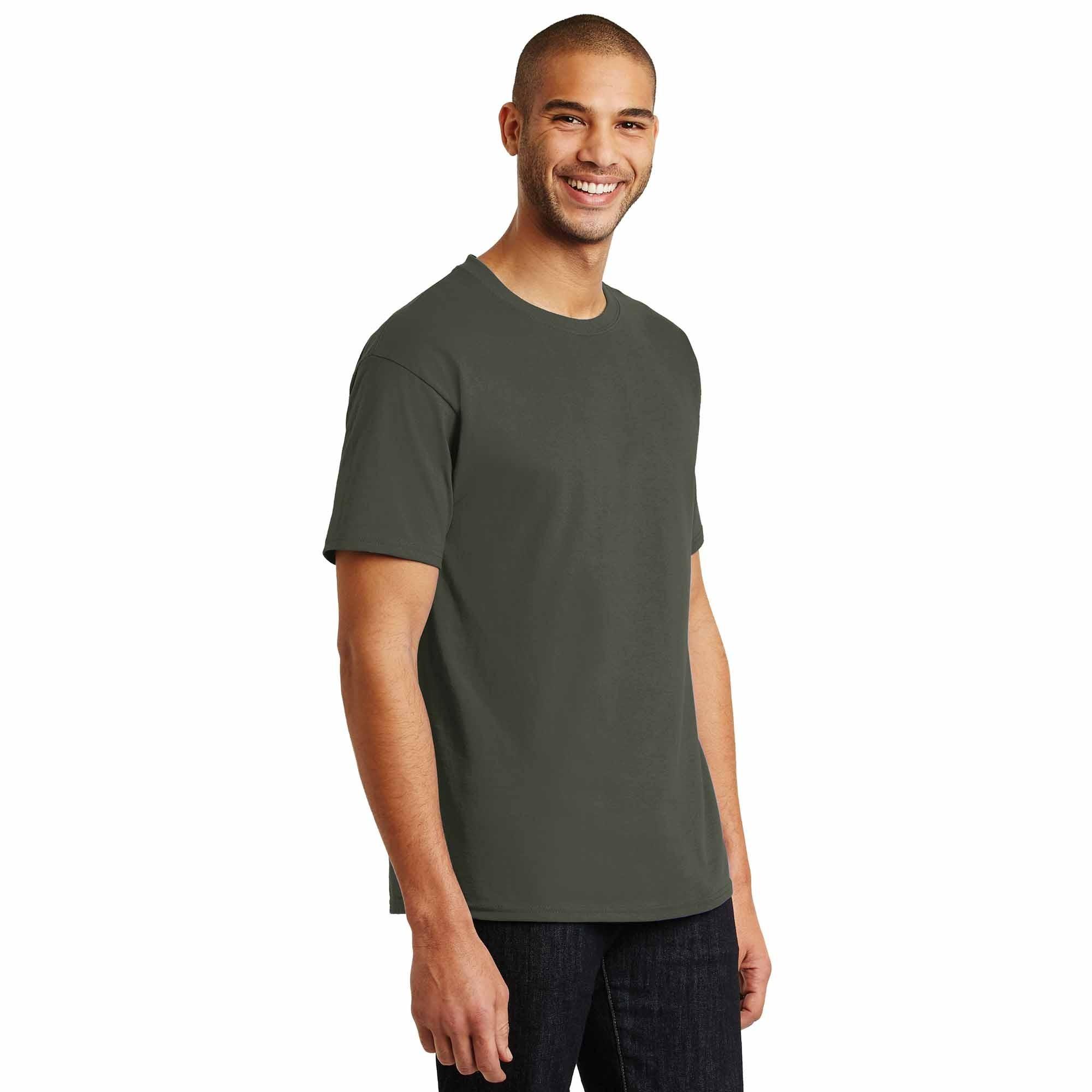 Est. 8 Pallets of Hanes Men's T-Shirts, 3 Ext. Retail $19,913, Martinsville, VA