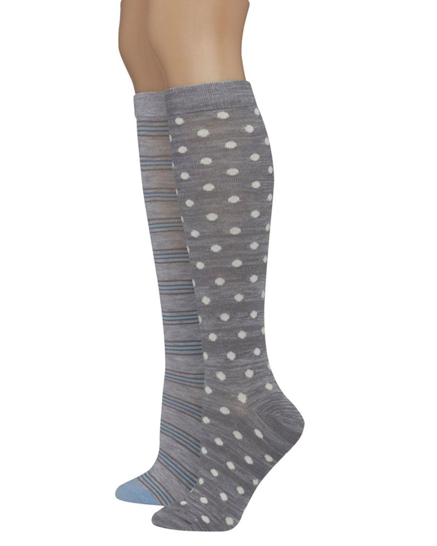 Est. 1 Pallet of Hanes Women's Multi-Pack Knee Highs & Crew Socks, 881 Packs, Ext. Retail $8,420, Rural Hall, NC