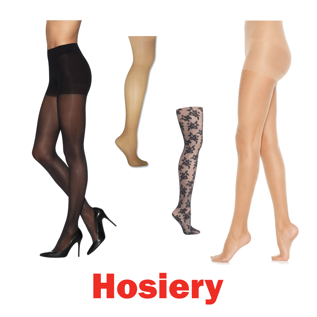 Est. 3 Pallets of Hanes 4-Pack Hosiery, 5,096 Packs, Ext. Retail $37,198, Clarksville, AR