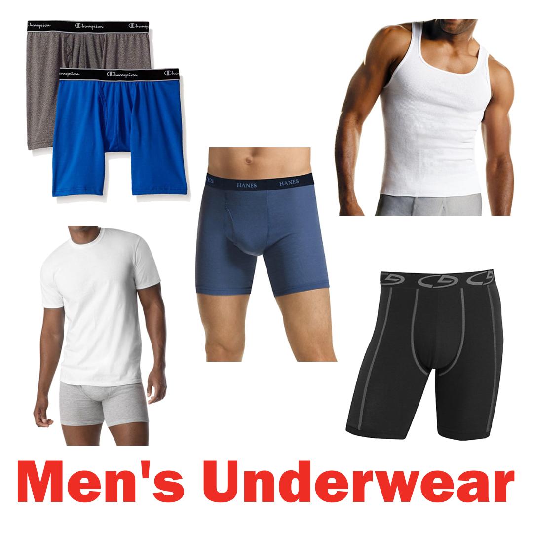 12 Pallets of Hanes Men's Multi-Pack Briefs, Boxer Briefs & Boxers, 2,946 Packs, Ext. Retail $34,288, Perris, CA