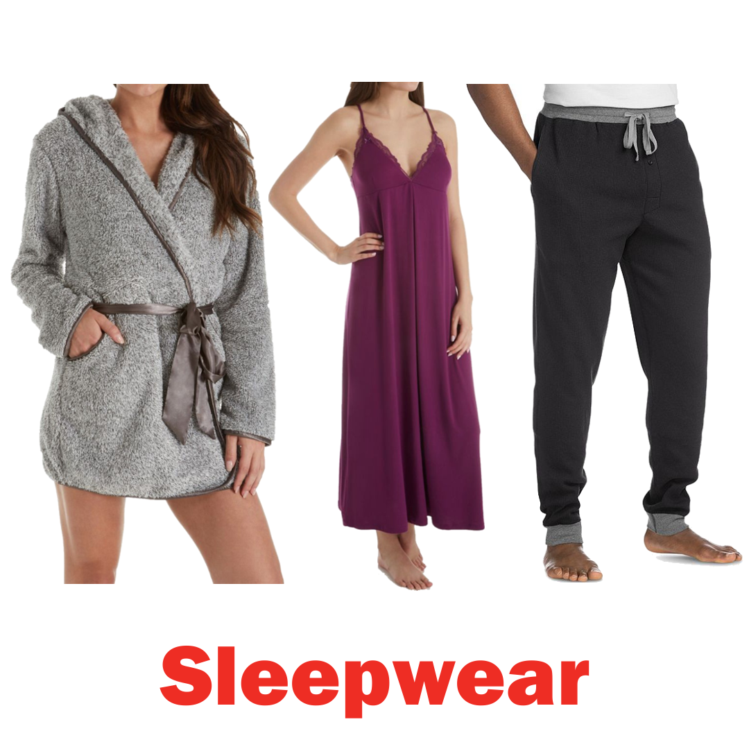 Est. 2 Pallets of Knit Joggers, Furry Friends Sleepers & More by Hanes & More Ext. Retail $11,010, Rural Hall, NC