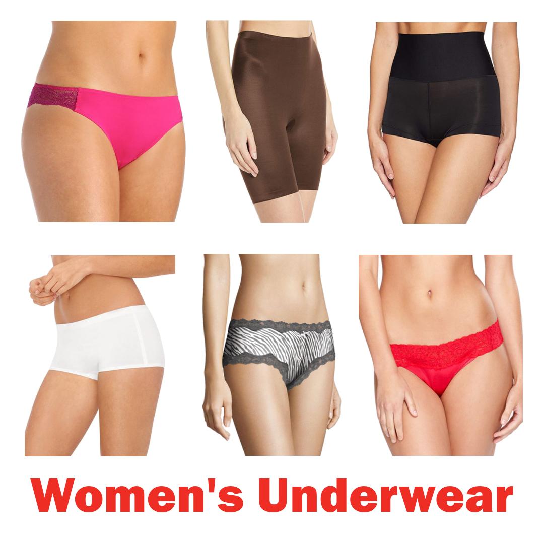 10 Pallets of Just My Size Women's 5-Pack Cotton Bikini Underwear, 7,338 Packs, Ext. Retail $95,321, Perris, CA