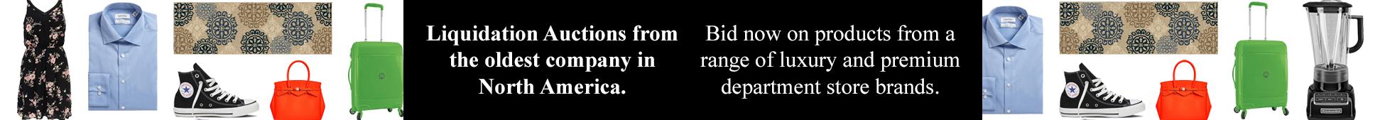 Hudson's Bay Liquidation Auctions Launch