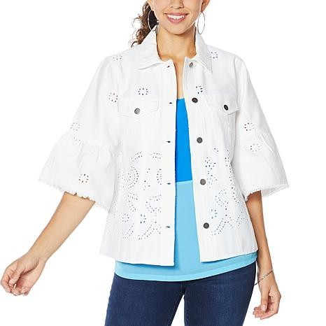 4 Pallets of Women's Jackets, Dresses, Tops & More by Nina Leonard & More, 1, Ext. Retail $55,317, St. Petersburg, FL