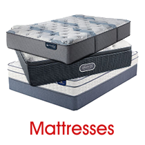 9 Pallets of Mattresses by Sealy, Serta, Stearns & Foster & More Ext. Retail $38,683, Oswego, IL