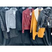 1 Pallet of Unmanifested Women's Apparel: Coats & Sweaters, Est. 246 Units, Used - Fair Condition, Phoenix, AZ