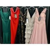 1 Pallet of Unmanifested Women's Apparel: Long Dresses & Coats, Est. 210 Units, Used - Fair Condition, Phoenix, AZ