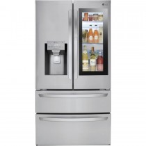 Refrigerators, Ranges, Wall Ovens & More by Samsung, LG, Hisense & More, 27 Units, Customer Returns, Ext. Retail $37,740, Franklin Park, IL