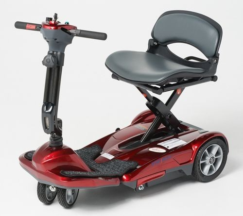 8 Pallets of Mobility Scooters by EV Rider, (Lot S_9105), Ext. Retail $20,215, Rocky Mount, NC