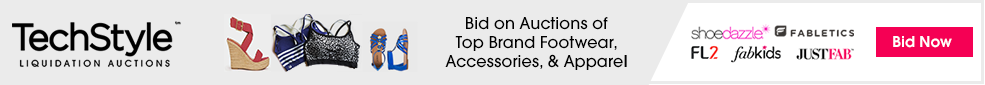TechStyle Liquidation Auctions