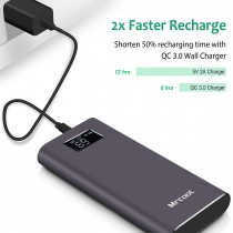 MRCOOL Powerbank Portable Chargers, Quick Charge 3.0, 24000 mAh, 138 Units, Grade A Condition, Est. Original Retail £6,762, Hemel, GB