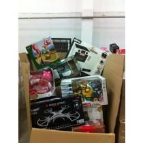 6 Pallets Of Toys, 614 Units, Grade C Condition, Est. Original Retail €22,742, Siauliai, LT