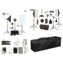 Collection of Professional Photo Equipment, Photo Kits, 35 Units, Grade A Condition, Est. Original Retail €3,414, Hannover, DE