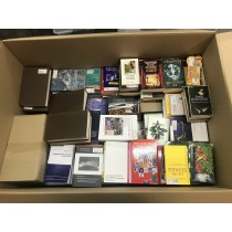 Mixed Books, Harry Potter, Stephen King, Star Wars Comics & More, 850 Units, Grade B Condition, Est. Original Retail €4,250, Bremen, DE