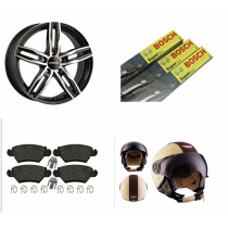Automotive Parts And Accessories, 149 Units, Grade A Condition, Est. Original Retail €10,845, Pelplin, PL