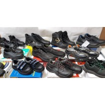 Safety Shoes / Work Shoes / Safety Boots Different Protection Classes, 60 Units, Grade A Condition, Est. Original Retail €2,744, Hannover, DE