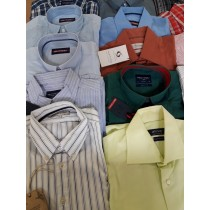 Brothers, Hatico, Artigiano & More Men's Branded Shirts, 150 Units, Grade B Condition, Est. Original Retail €16,500, Hannover, DE